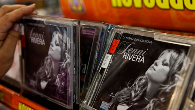 PHOTO: Jenni Rivera CD