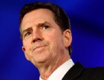 PHOTO:  In this June 17, 2011 file photo, Sen. Jim DeMint, R-S.C. speaks in New Orleans. DeMint announced Thursday, Dec. 6, 2012 that he is resigning to take over at Heritage Foundation.
