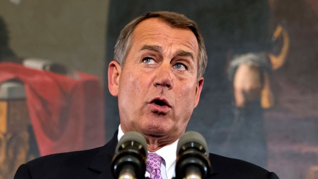 PHOTO:&nbsp;Boehner