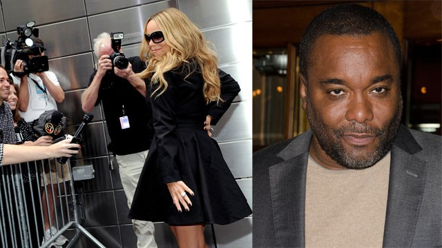PHOTO: Director Lee Daniels'new movie'The Butler'marks the second time he works  with Mariah Carey.