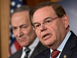 Woman Says She Was Paid to Lie About Claim of Sex With Sen. Menendez
