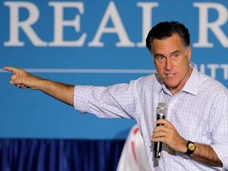 Mitt Romney: 'Pleased With Some Polls, Less So With Other Polls'