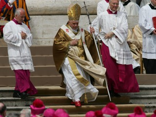 Conclave Runs on Modern Twists to Ancient Rules