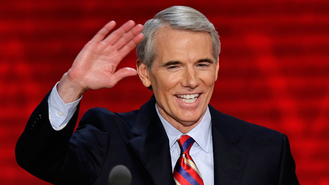 PHOTO: Ohio Senator Rob Portman said Thursday, March 14, 2013 that he now supports gay marriage and says his reversal on the issue began when he learned one of his sons is gay.