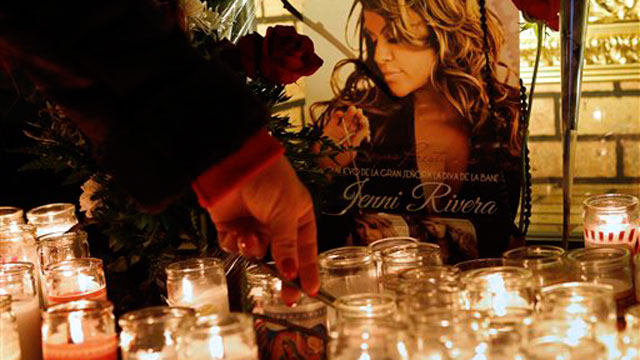 PHOTO: Jenni Rivera