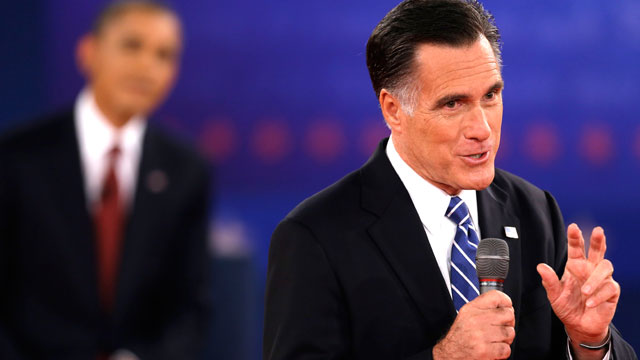 PHOTO:Romney