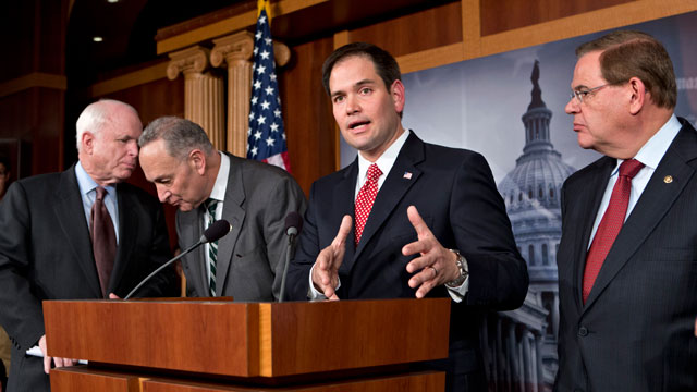 Rubio on Immigration: My Parents Weren't a