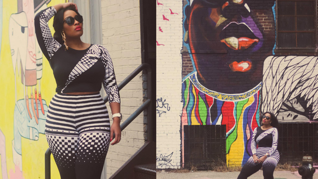 PHOTO: This week is Full Figured Fashion Week in New York City.