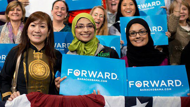 PHOTO: Asian immigrants now outnumber Hispanic immigrants. Can the GOP afford to lose this voting bloc?
