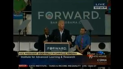 Biden gaffe