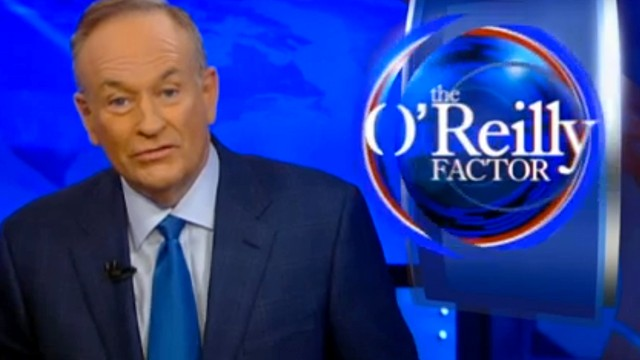 PHOTO: Fox News' Bill O'Reilly challenges an advocate who says