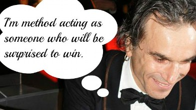 PHOTO:Best Actor nominee Daniel Day-Lewis