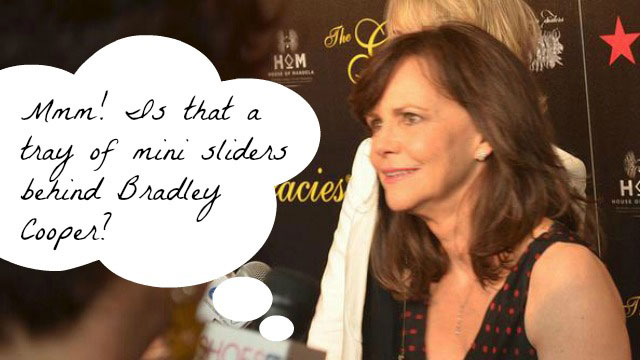 PHOTO: Best Supporting Actress nominee Sally Field