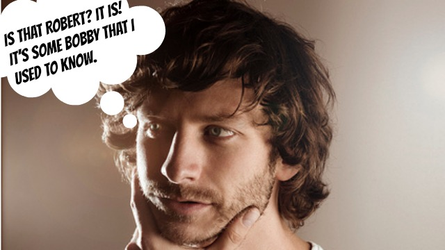 PHOTO:Will Gotye take home the &quot;Record of the Year&quot; award for &quot;Somebody That I Used To Know&quot;?