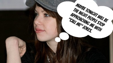 PHOTO:Will &quot;Call Me Maybe&quot; earn Carly Rae Jepsen a Grammy?