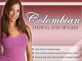 Dating site in colombia