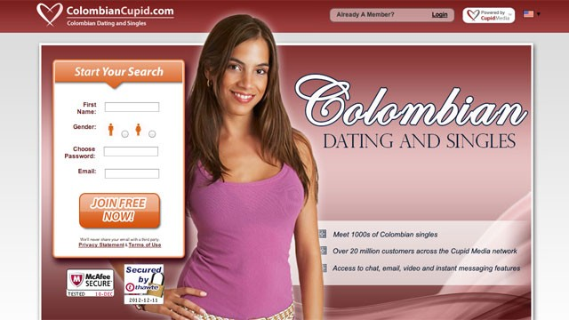 Colombian dating tours