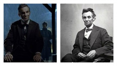PHOTO:Daniel Day-Lewis as Abraham Lincoln