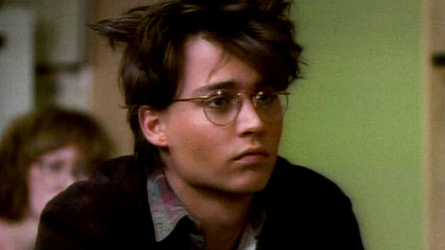 PHOTO: Johnny Depp 21 Jump Street
