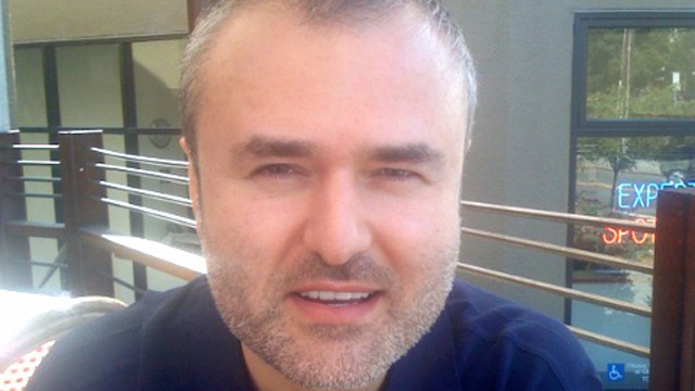 PHOTO: Nick Denton founder of Gawker