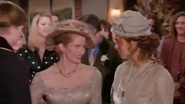 PHOTO: First lesbian wedding on American prime-time TV