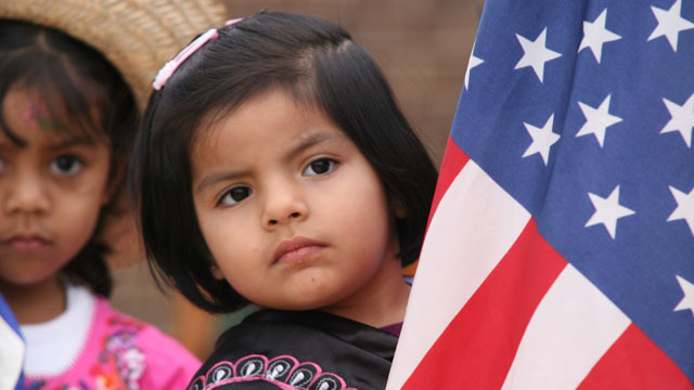 PHOTO: Current and future Latino voters to be influenced by GOP role in immigration reform.
