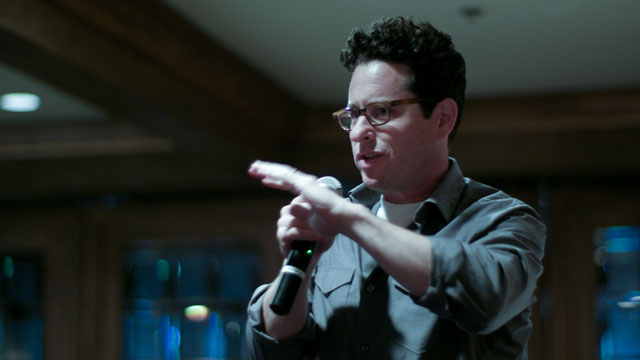 PHOTO:  JJ Abrams