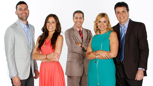 PHOTO:&nbsp;WAPA TV has replaced SuperXclusivo with a new gossip and news show called 'Lo S&eacute; Todo'.