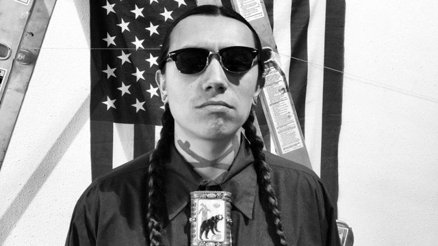 PHOTO:&nbsp;Bobby Wilson, a member of the Native American comedy group the 1491's says his family celebrates Thanksgiving, but with a healthy dose of cynicism.