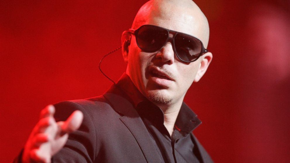 PHOTO: Rapper Pitbull opened a charter school in Miami, Florida, centered around sports.