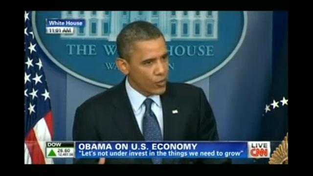 Obama gaffe