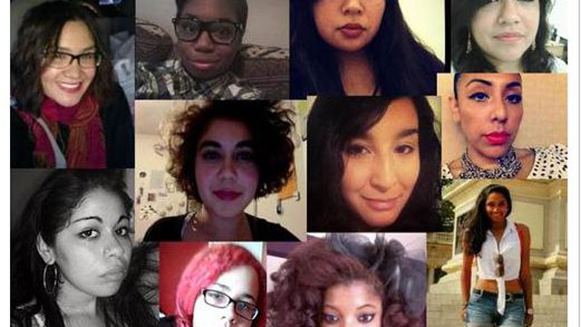 """PHOTO:Get to know the faces behind the """"Reclaiming the Latina Tag"""" Tumblr"""