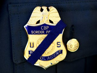 Slain Border Agent Identified