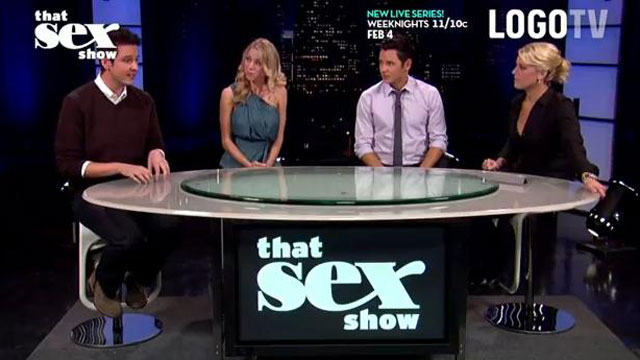 PHOTO: That Sex Show on Logo
