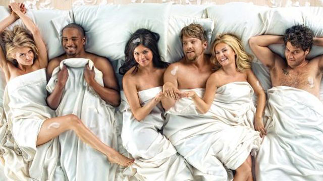 PHOTO: Happy Endings on ABC