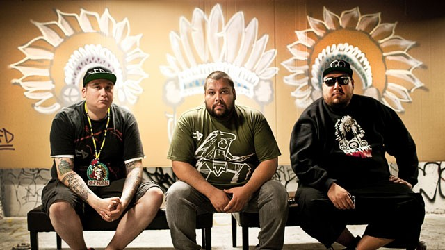 PHOTO:&nbsp;Tribe Called Red
