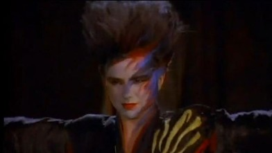 PHOTO:Patty Smyth, all Warrior'd out.