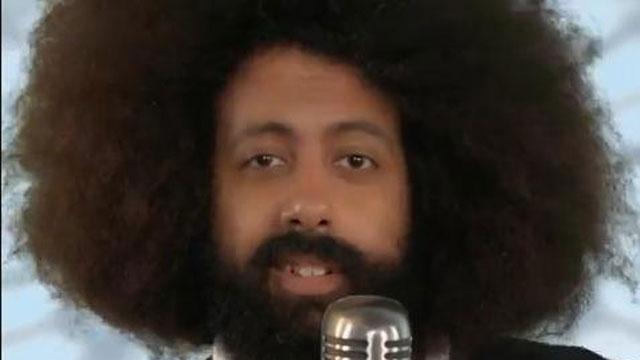 PHOTO:Reggie Watts Sings 4U