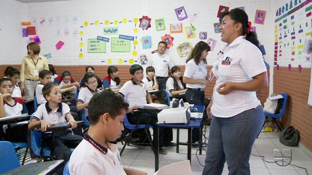 Mirna Cartagena spent 8 years in prison for drug-trafficking. Now she works in schools trying to prevent kids from making the same mistakes she made.