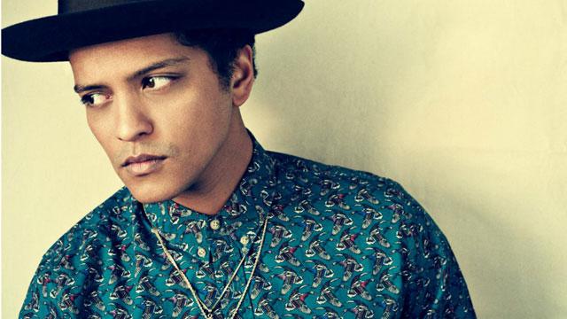 PHOTO:Bruno Mars