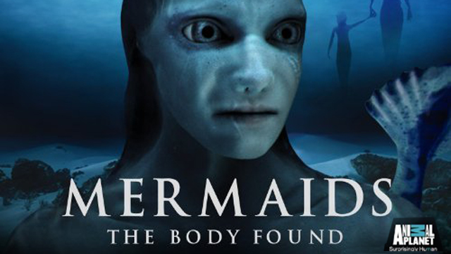"PHOTO: Animal Planet sparked the mermaid discussion again when they released ""Mermaids: The Body Found"" last year."