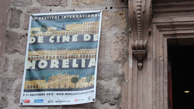 PHOTO: Morelia Film Fest