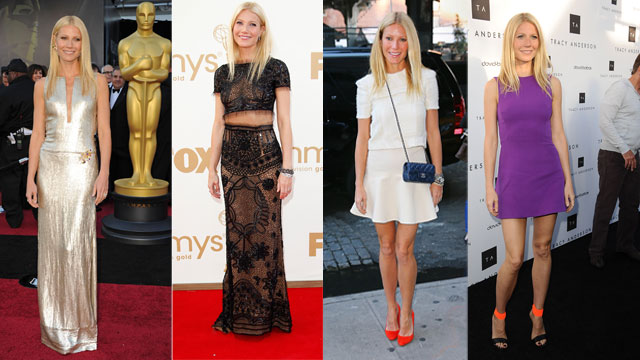 PHOTO: Actress Gwyneth Paltrow is always dressed beautifully.