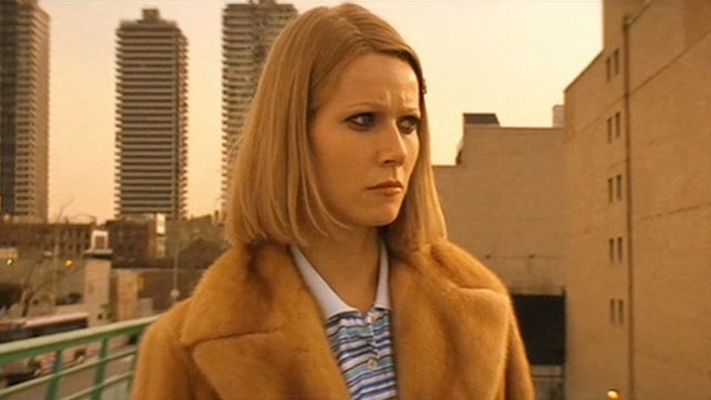 PHOTO: Screenshot of Gwyneth Paltrow as Margot Tenenbaum in Wes Anderson's 'The Royal Tenenbaums'