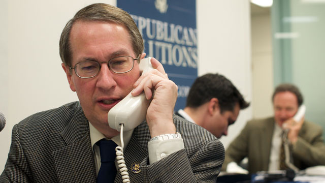 PHOTO:House Judiciary Committee Chairman Bob Goodlatte (R-Va.) could be instrumental in deciding the fate of an immigration reform bill in Congress.
