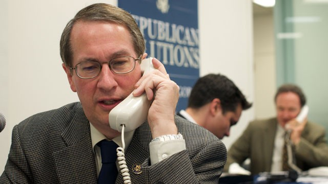 PHOTO: House Judiciary Committee Chairman Bob Goodlatte (R-Va.) could be instrumental in deciding the fate of an immigration reform bill in Congress.