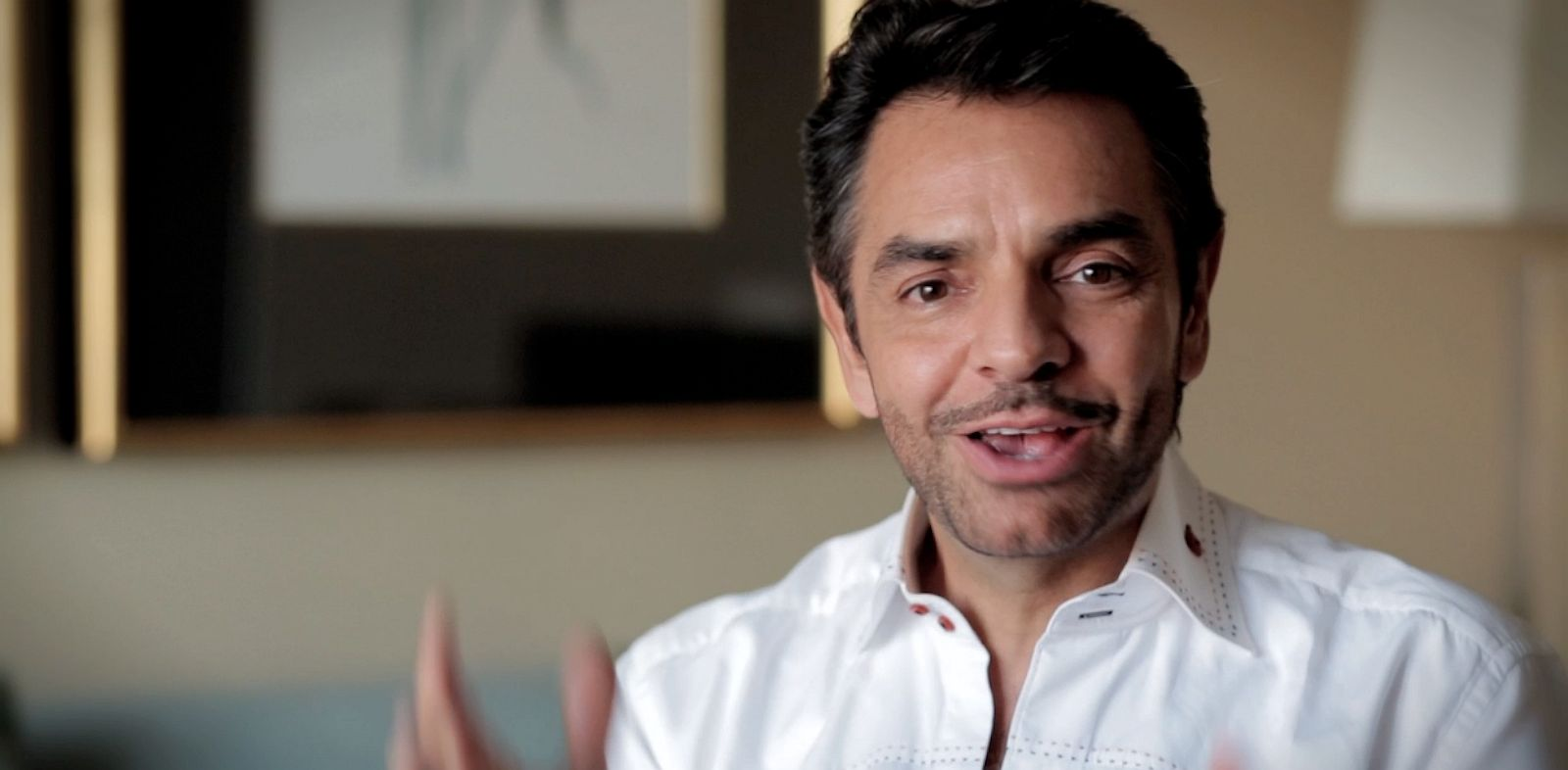 "PHOTO: Eugenio Derbez directed the record-breaking film ""Instructions Not Included."""