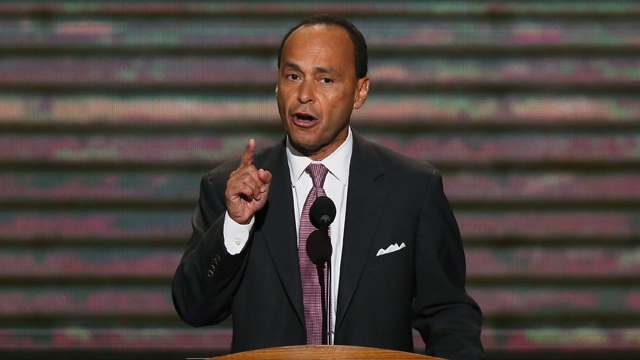PHOTO: Rep. Luis Gutiérrez (D-Ill.)