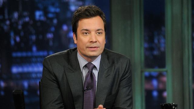 "PHOTO:""Late Night With Jimmy Fallon"" on NBC"
