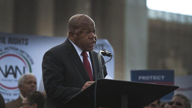 PHOTO: Rep. John Lewis (D-Ga.)